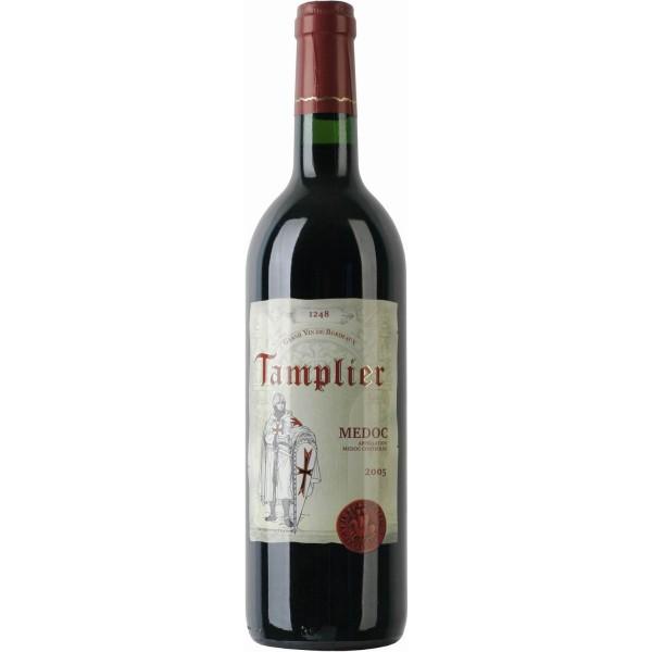 Вино Medoc Templier 0.75 л