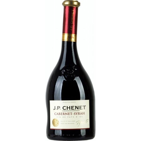 Вино Cabernet Syrah Pays d`Oc J. P. Chenet 0.375 л