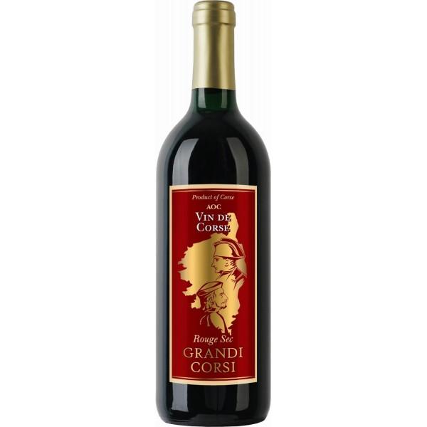 Вино Vin de Corse Grandi Corsi 0.75 л