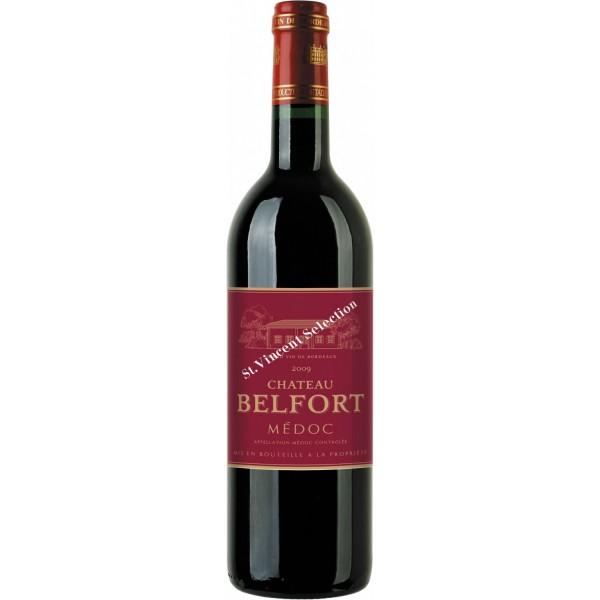 Вино Chateau Belfort Saint Vincent Selection 0.75 л
