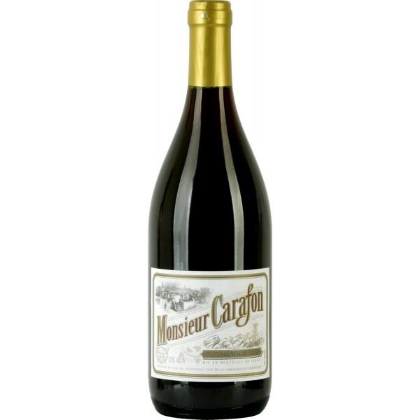 Вино Rouge Monsieur Carafon 0.75 л
