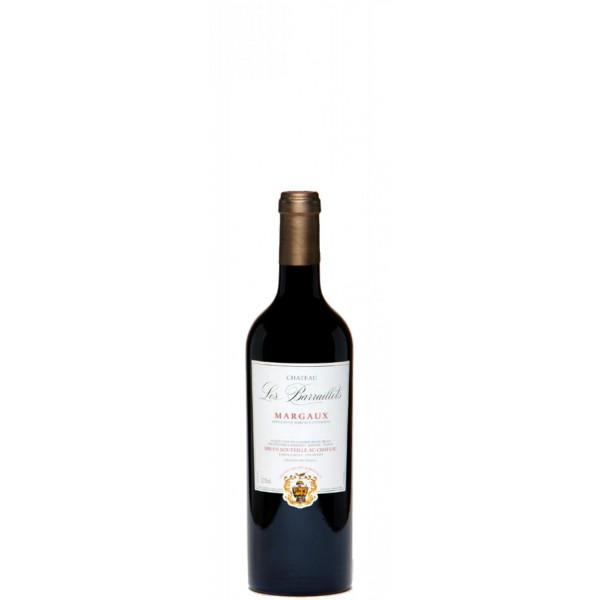 Вино Chateau Les Barraillots Margaux 0.375 л