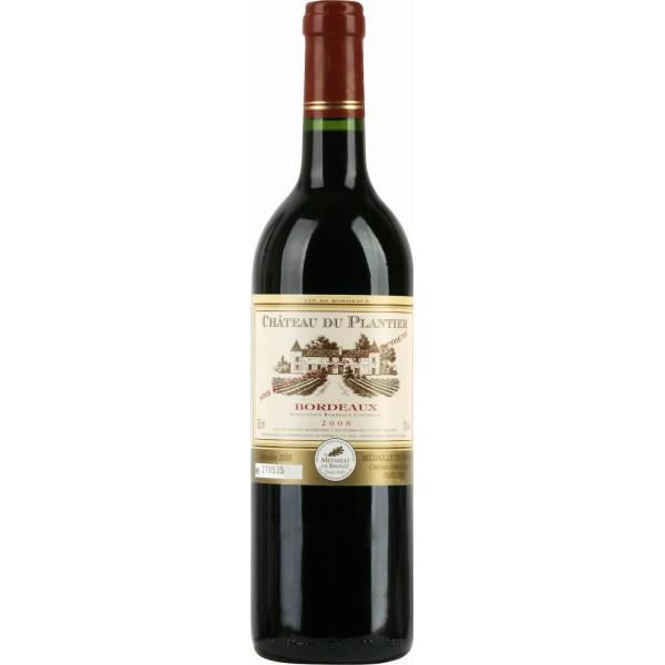 Вино Chateau du Plantier Bordeaux 2011 0.75 л