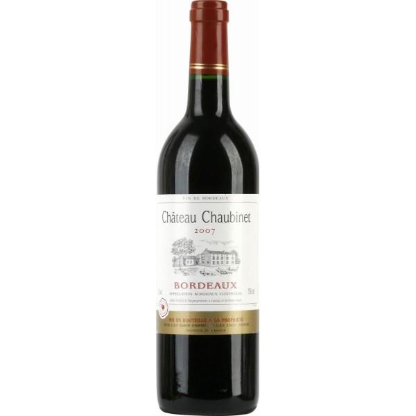 Вино Chateau Chaubinet Bordeaux 0.75 л