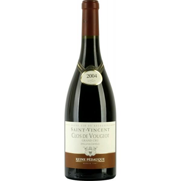 Вино Clos de Vougeot Grand Cru Reine Pedauque 2007 0.75 л