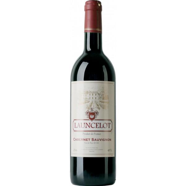 Вино Cabernet Sauvignon Launcelot 0.75 л