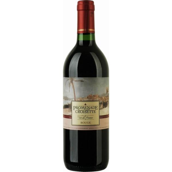 Вино Promenade Croisette Rouge 0.75 л