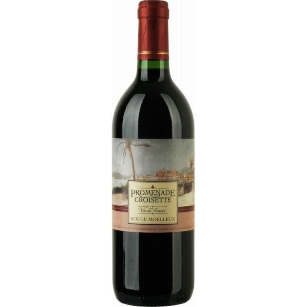Вино Promenade Croisette Rouge Moelleux 0.75 л