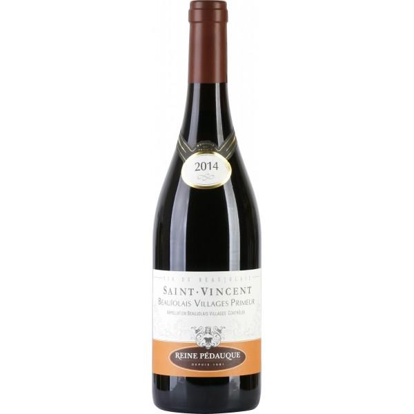 Вино Beaujolais Villages Primeur Saint Vincent 0.75 л