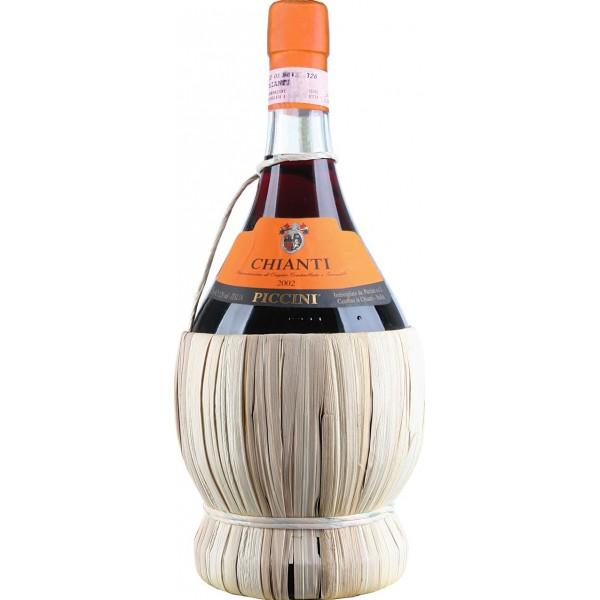 Вино Chianti di Fiesche Piccini 2002 1 л
