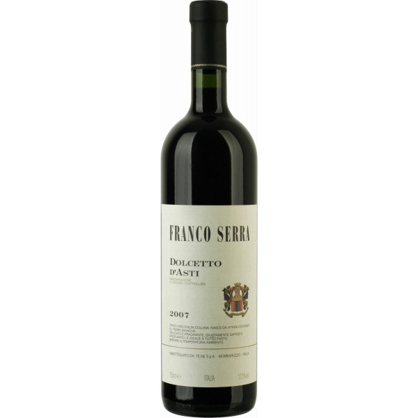 Вино Dolcetto d`Asti Franco Serra 0.75 л