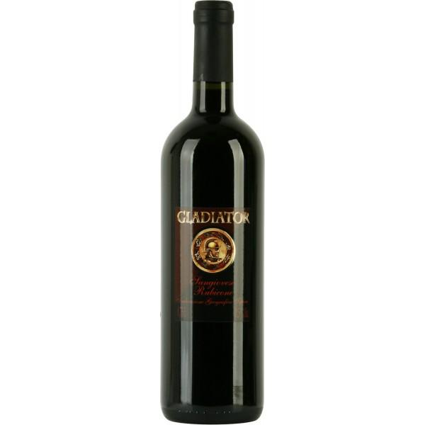 Вино Sangiovese Rubicone Gladiator 0.75 л