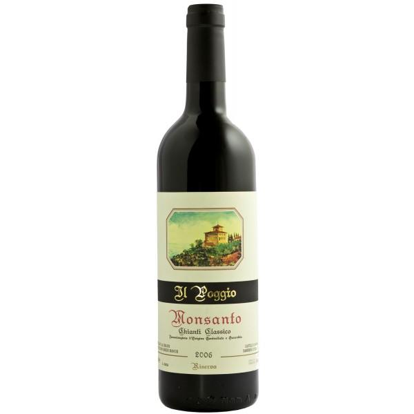 Вино Chianti Classico Riserva Il Poggio 0.75 л