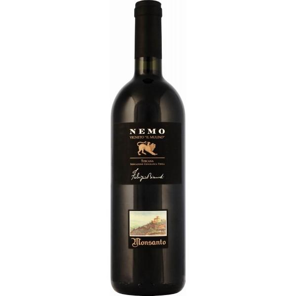 Вино Nemo Toscana Castello Monsanto 0.75 л