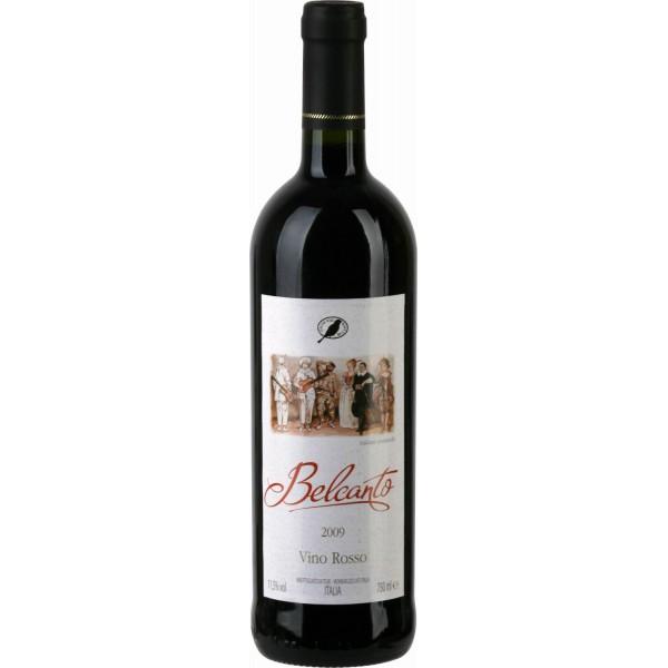 Вино Belcanto Rosso 0.75 л