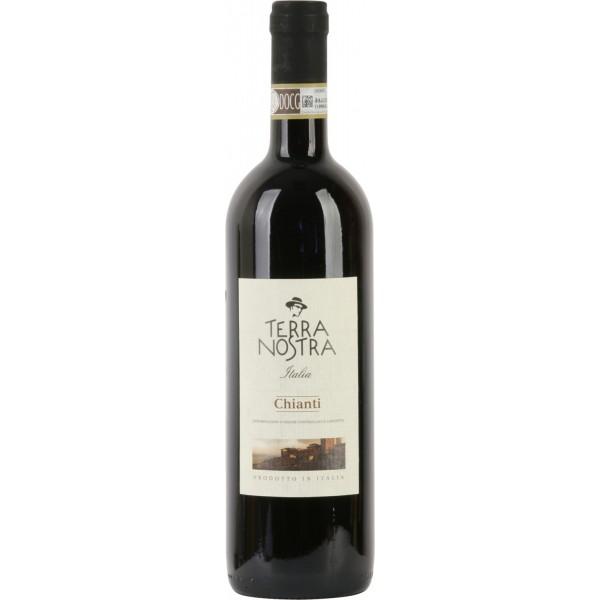 Вино Chianti Terra Nostra 0.75 л
