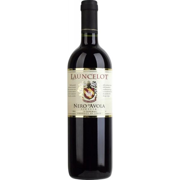 Вино Nero d`Avola Terre Siciliane Launcelot 0.75 л