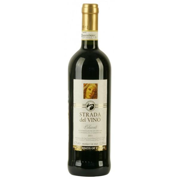 Вино Chianti Strada del Vino 0.75 л