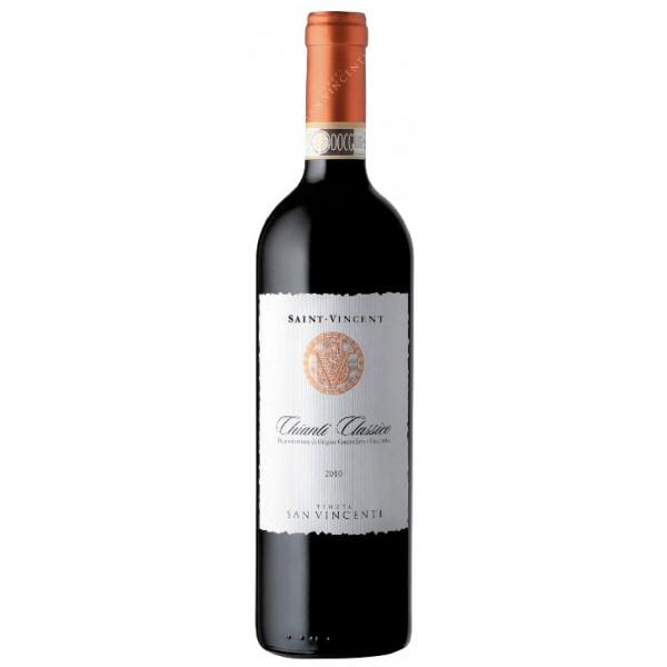 Вино Chianti Classico Saint Vincent 2011 0.75 л