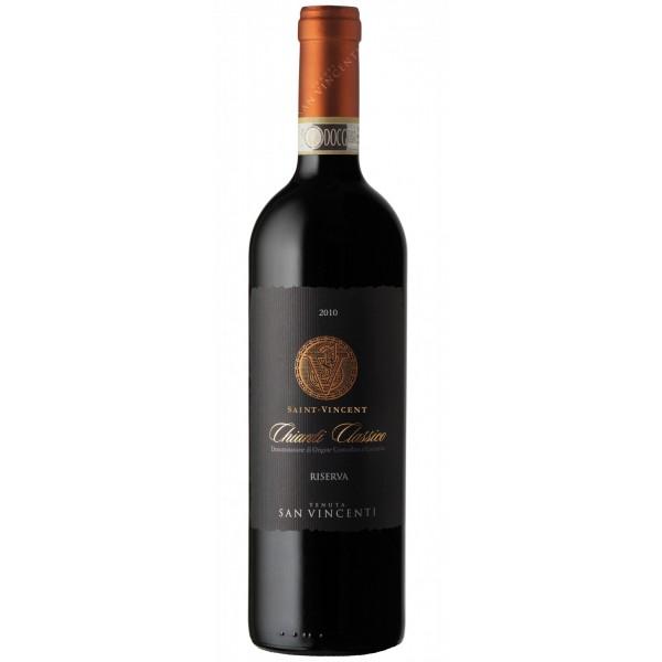 Вино Chianti Classico Riserva 2010 0.75 л