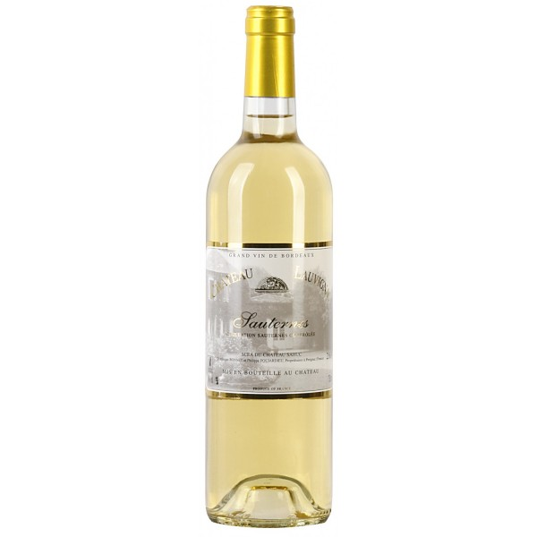 Вино Chateau Lauvignac Sauternes 2009 0.75 л