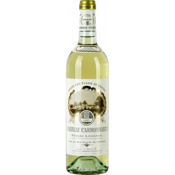 Вино Chateau Carbonnieux de Graves 2007 0.75 л