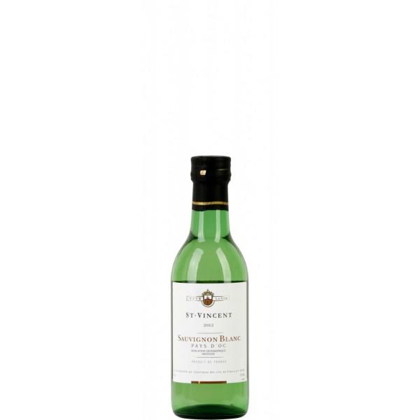 Вино Sauvignon Blanc Pays d`Oc Saint Vincent 0.25 л