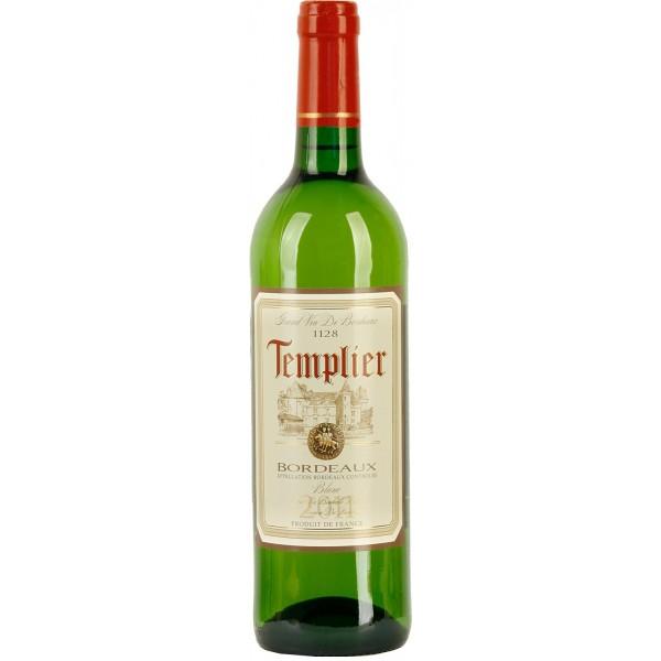 Вино Bordeaux Blanc Templier 0.75 л