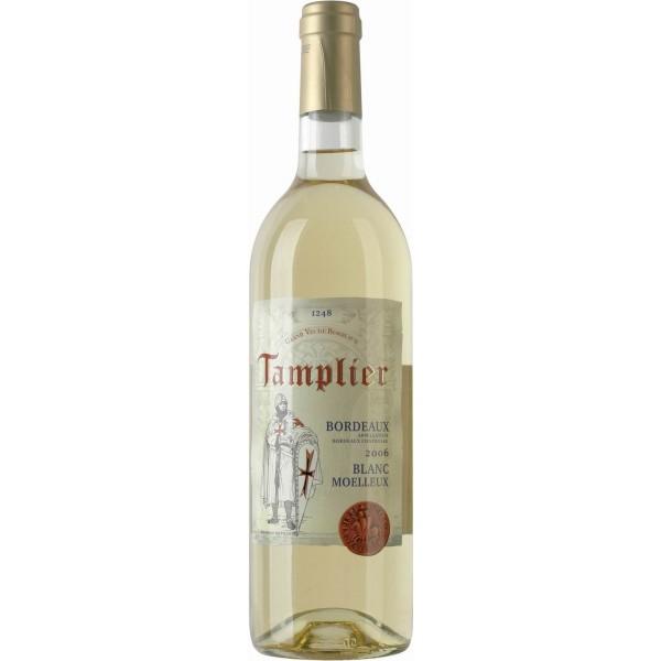 Вино Bordeaux Blanc Moelleux Templier 0.75 л