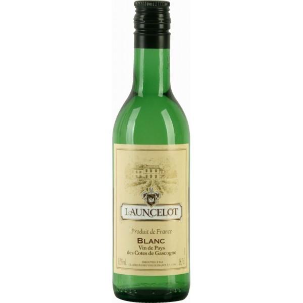 Вино Pays des Сotes de Gascogne Launcelot 0.187 л