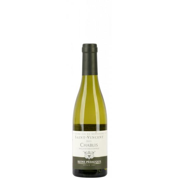 Вино Chablis Reine Pedauque Saint Vincent 0.375 л