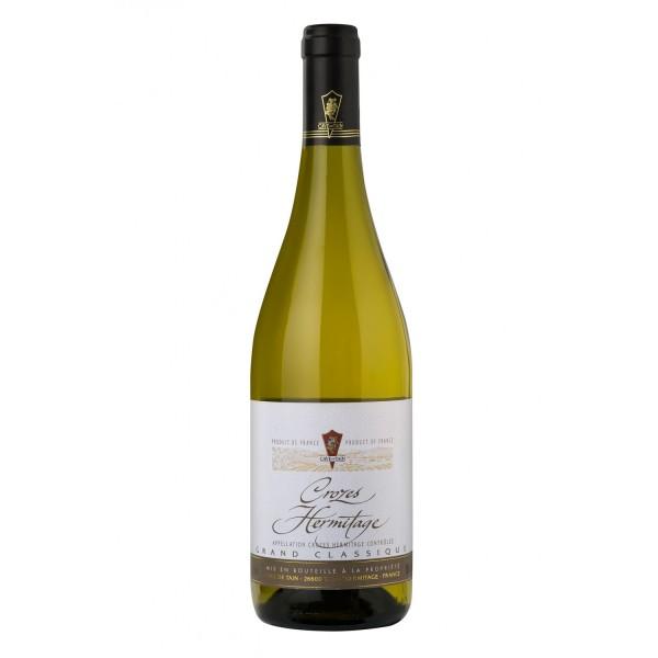 Вино Crozes Hermitage Cave de Tain Blanc 2013 0.75 л