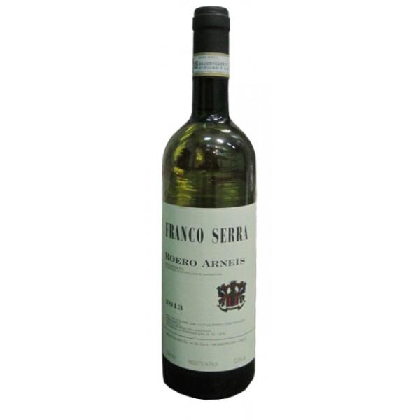 Вино Roero Arneis Franco Serra 2013 0.75 л