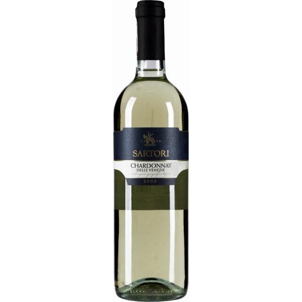 Вино Chardonnay Veneto Sartori 2005 0.75 л