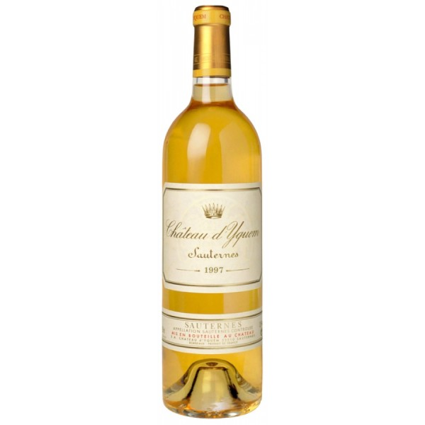 Вино Chateau d`Yquem Sauternes 1996 0.375 л