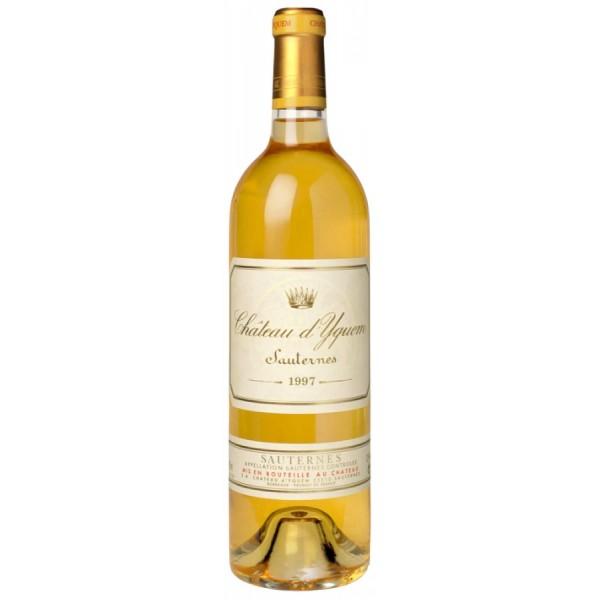 Вино Chateau d`Yquem Sauternes 2000 0.75 л