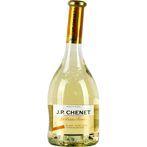 Вино Blanc Moelleux Cotes de Thau La Petite Terre J. P. Chenet 0.75 л