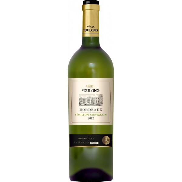 Вино Bordeaux Dulong Semillon Sauvignon 2012 0.75 л