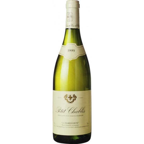 Вино Petit Chablis La Marguerite 2017 0.75 л