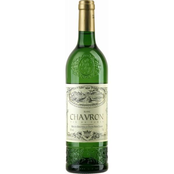 Вино Chavron Blanc Moelleux 0.75 л