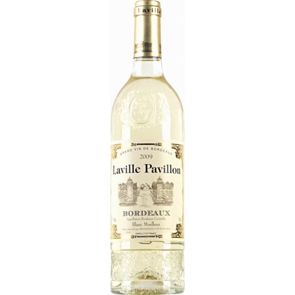 Вино Laville Pavillon Bordeaux Blanc 0.75 л