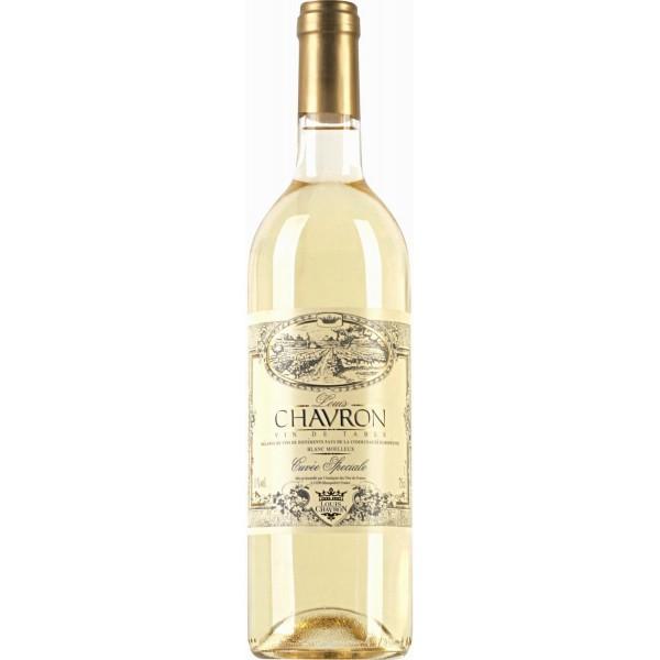 Вино Blanc Moelleux Louis Chavron 0.75 л