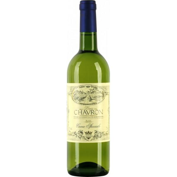 Вино Blanc Cuvee Speciale Louis Chavron 0.75 л