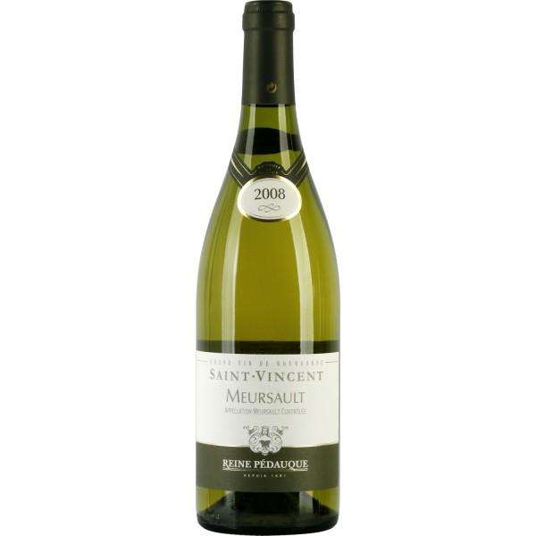 Вино Meursault Reine Pedauque Saint Vincent 2009 0.75 л