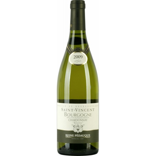 Вино Bourgogne Chardonnay Reserve Reine Pedauque 0.75 л