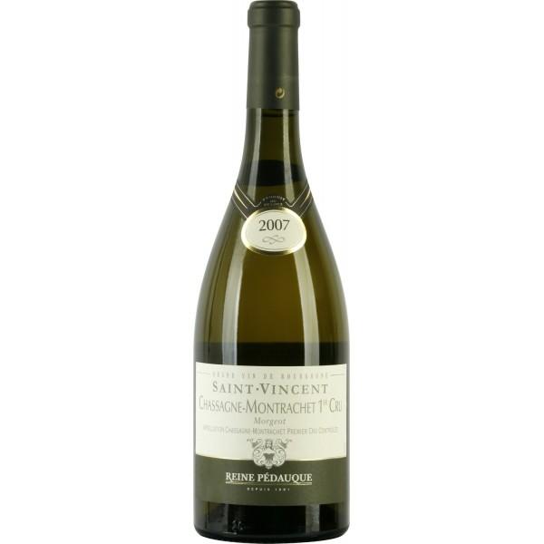 Вино Chassagne Montrachet 1er Cru Morgeot 2008 0.75 л