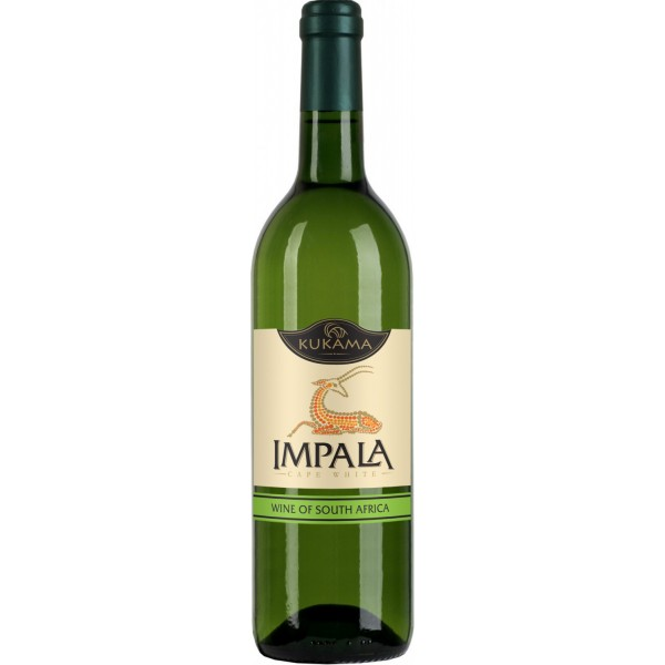 Вино Impala Kukama Blanc Muallex 0.75 л