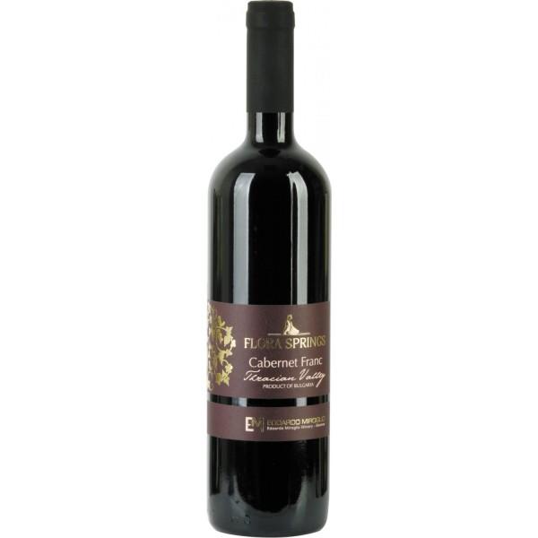 Вино Cabernet Franc Flora Springs 0.75 л