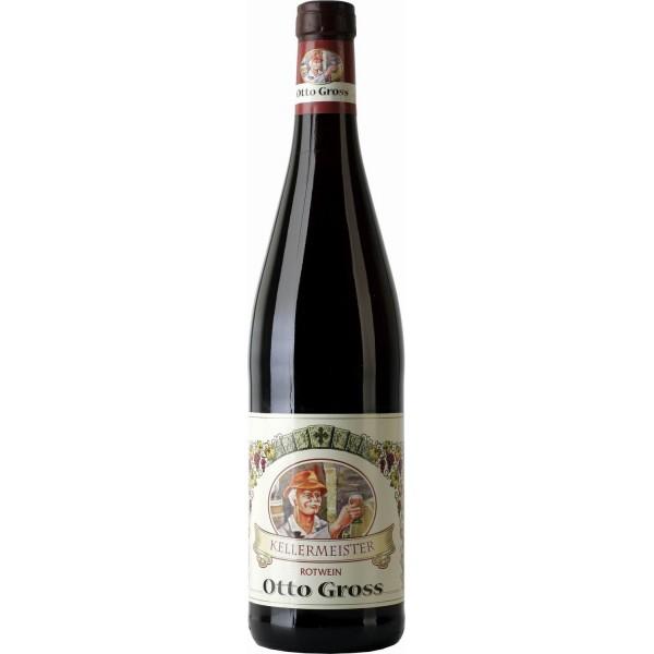 Вино Kellermeister Otto Gross Rouge 0.75 л