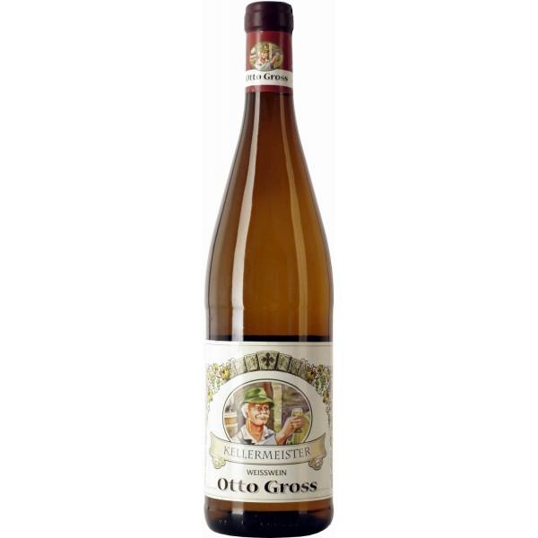 Вино Kellermeister Otto Gross Blanc 0.75 л